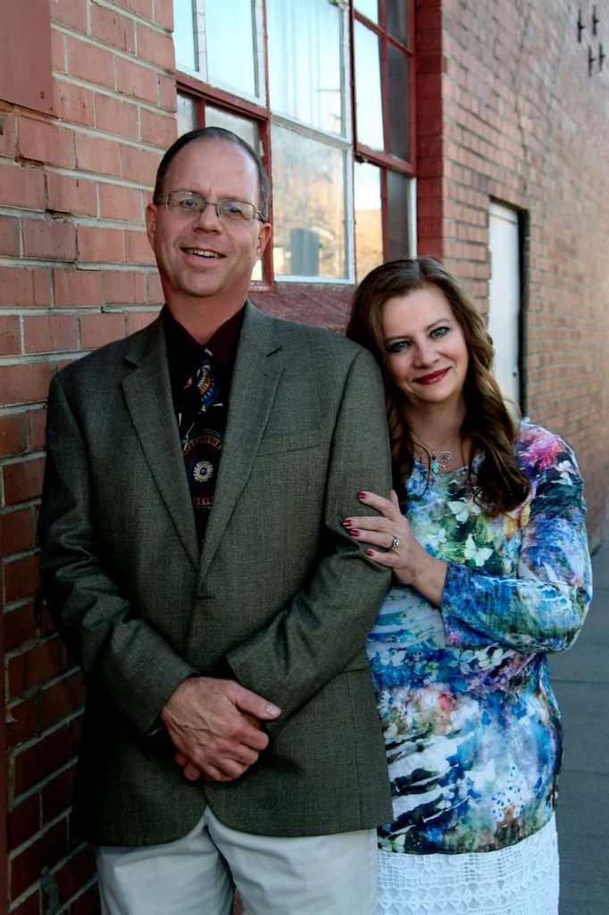 Dr. Ron and Jan Welch